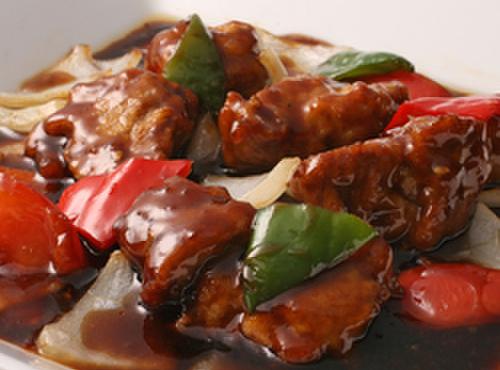 桂花 - 料理写真:酢豚