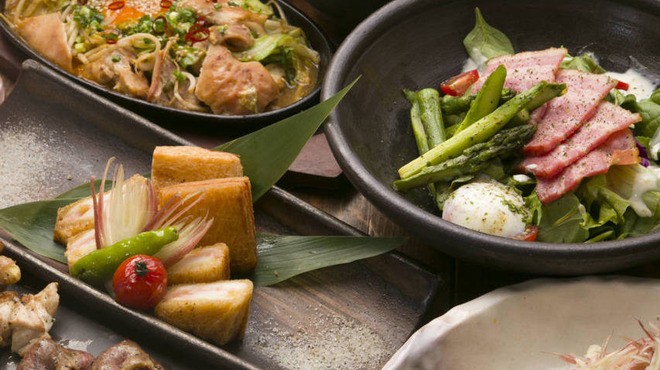 博多串焼もつ煮込み うっとり - 料理写真:
