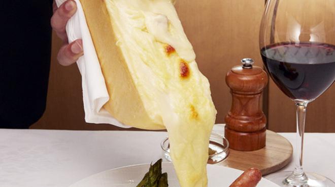 箱根ハイランドホテル ラ・フォーレ - 料理写真:ラクレット(イメージ)