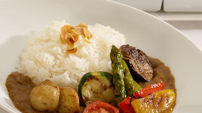 箱根ハイランドホテル ラ・フォーレ - 料理写真:薪火焼き野菜カレー(イメージ)