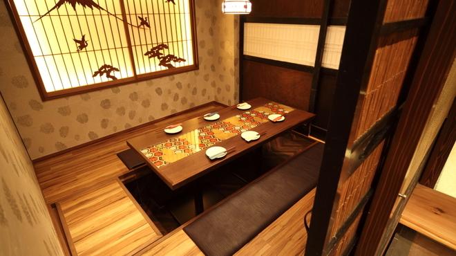 美味しい料理と飲み放題 - 男前料理 虎ノ門 はらか …