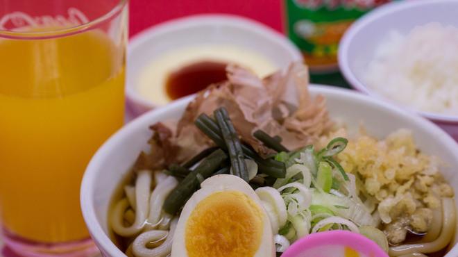 長良川サービスエリア(下り線)レストラン - 料理写真: