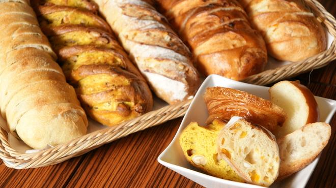 メゾンカイザーカフェ - 料理写真:
