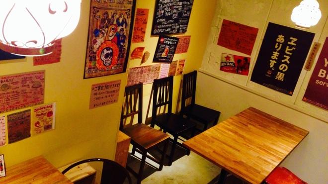テッパン食堂 スワーハ - 内観写真:◆貸切もOK!MAX13名【個室】
