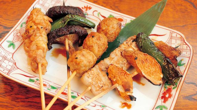 のどぐろ日本海 - 料理写真:串焼き