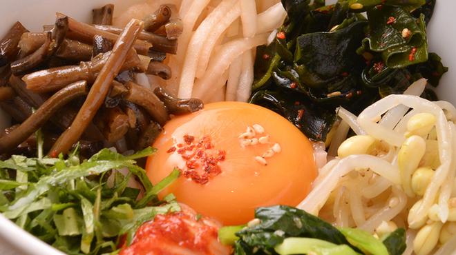 韓国旬菜ハル - 料理写真: