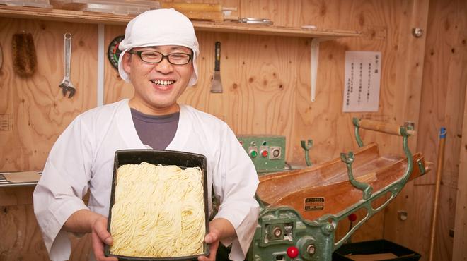 GACHI - 内観写真:打ち立て自家製麺