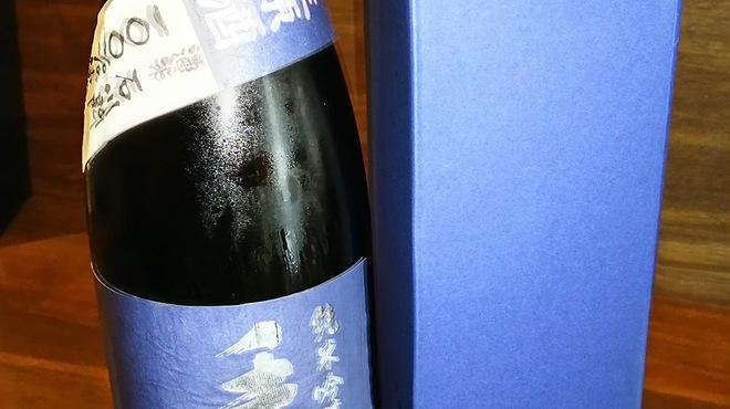 旬菜 さつまの意 - 料理写真:手取川とNOBU