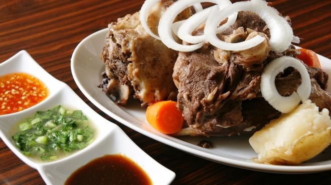 モンゴル料理ウランバートル - メイン写真: