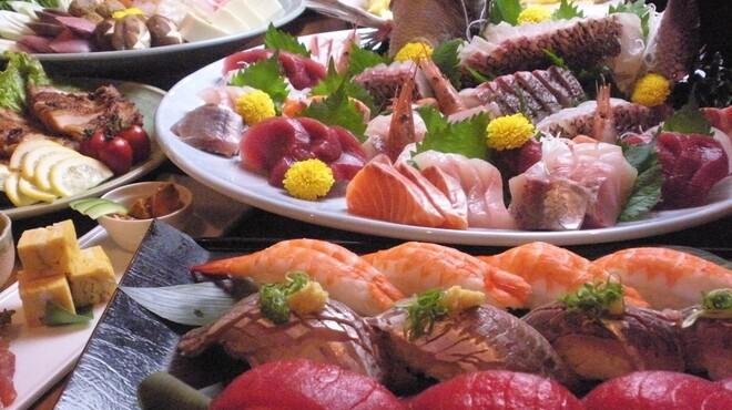 沼津魚がし鮨 - 料理写真:宴会イメージ