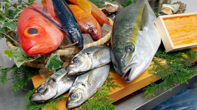 沼津港直送の海鮮と創作料理 ゆうが沼津 - メイン写真: