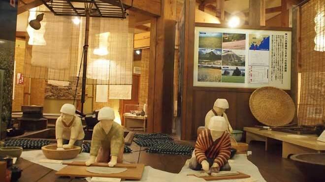 戸隠そば博物館 とんくるりん - メイン写真:
