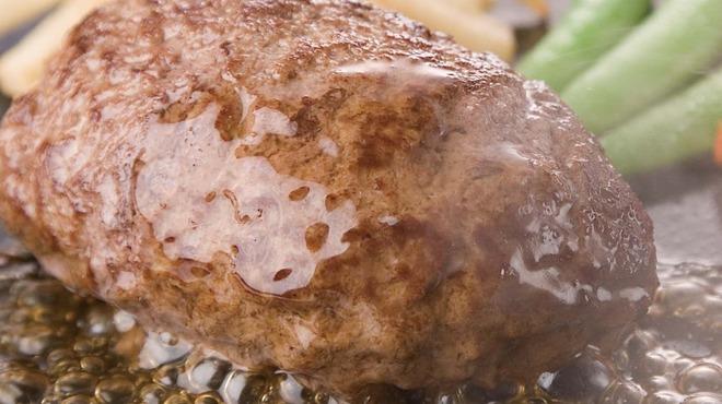 ビュッフェザグレース - 料理写真:【タイムサービス】ハンバーグ