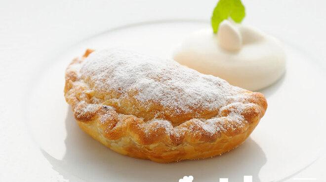 リストランテ 寺崎 - 料理写真:アグロドルチェ ストゥーデル
