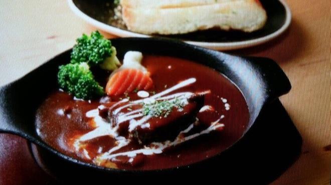 UshiGoya - 料理写真:とろとろ牛タンシチュー