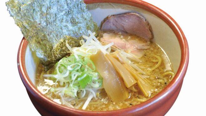 らーめん いっぱしや - 料理写真:札幌みそらーめん