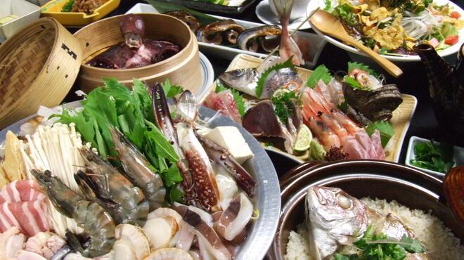二代目 魚屋町 - 料理写真: