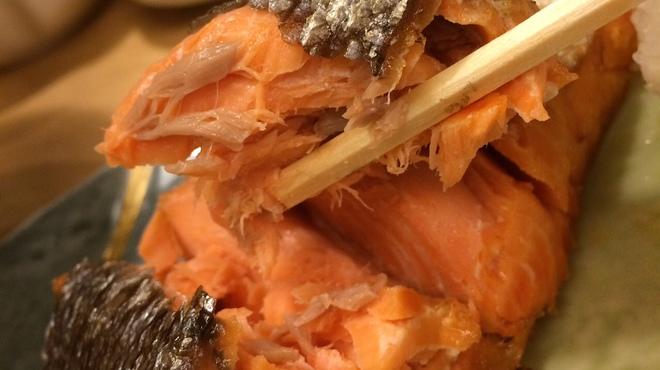 居酒屋 あゆみ - 料理写真:焼き鮭