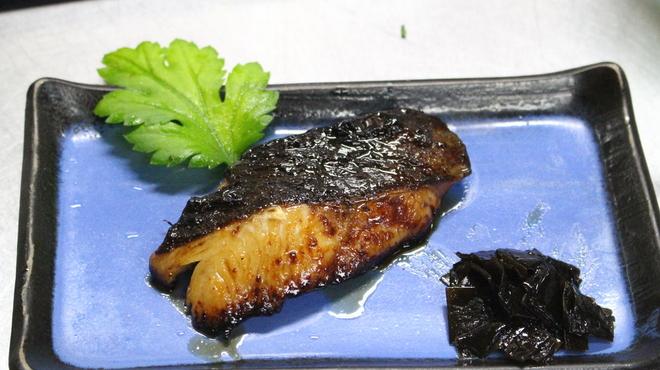 大船 - 料理写真:銀鱈