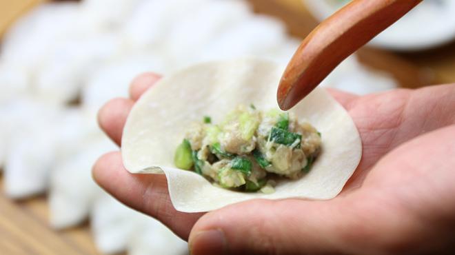炊き餃子と麺 虎鉄 - メイン写真: