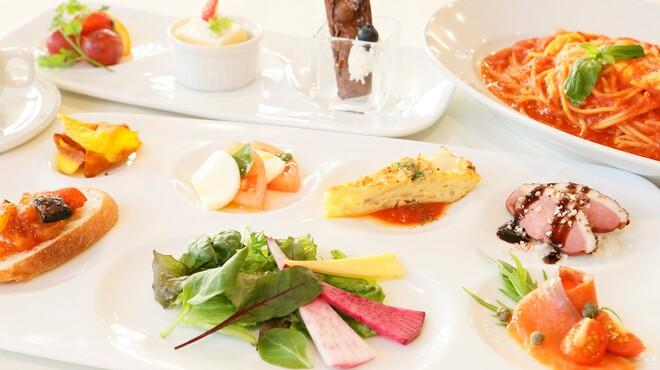 ゼンゼロ - 料理写真:◆スペシャルランチSet