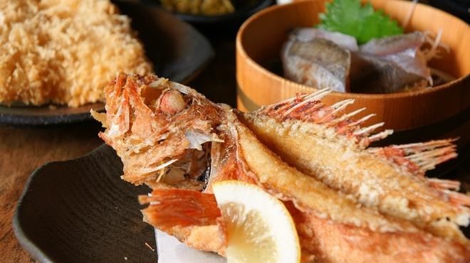 福浦漁港 みなと食堂 - メイン写真: