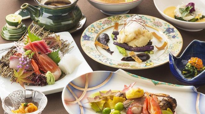 日本料理 花山椒 - 料理写真:秋の会席イメージ