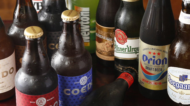 セルジオ ストロベリー - ドリンク写真:【COEDOビール】・世界のビール
