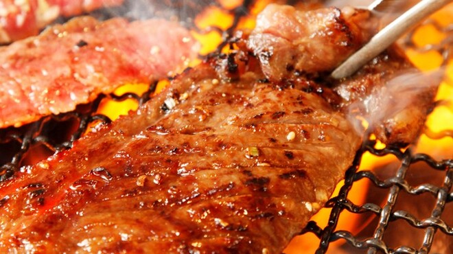 陽山道 - 料理写真:高級備長炭でこうばしく焼きあがります