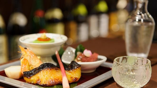 日本料理 花山椒 - 料理写真:当店自慢の西京焼きとこだわりの日本酒