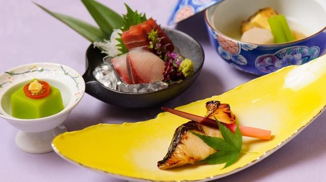日本料理 花山椒 - 料理写真:ランチ会席イメージ