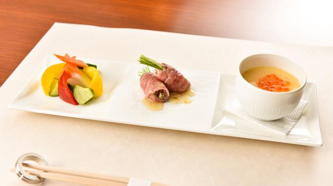 Rowazo - 料理写真:前菜三種盛