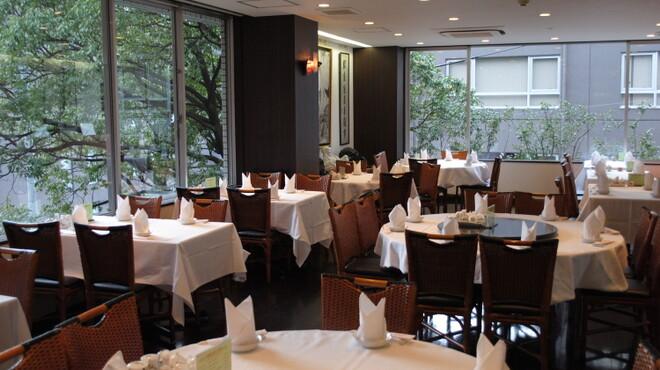 香港園 - 内観写真:レストラン(ランチタイム)