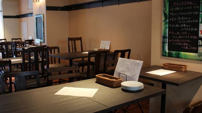 洋麺バルPastaBA - メイン写真: