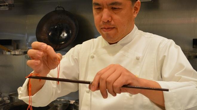 センス - その他写真:鄧徳勝(とう とくかつ)料理長