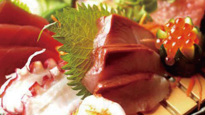 魚の間 - メイン写真: