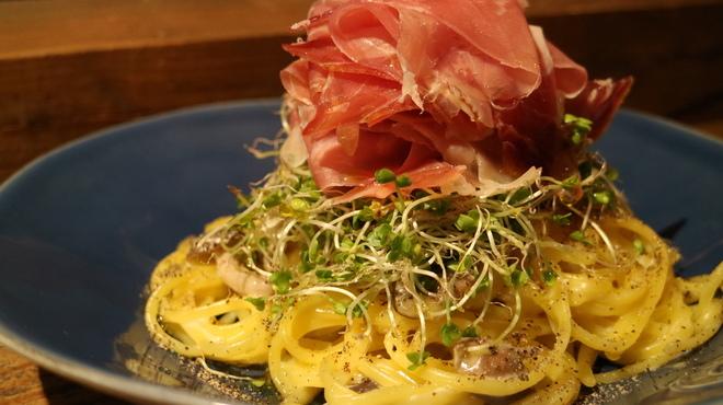 Italian kitchen VANSAN - メイン写真: