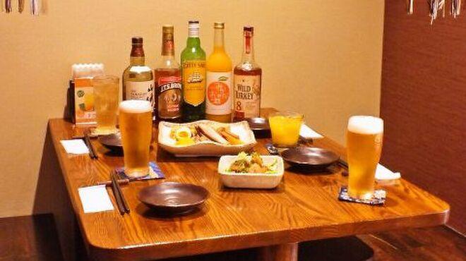 燻製居酒屋 くゆり - メイン写真: