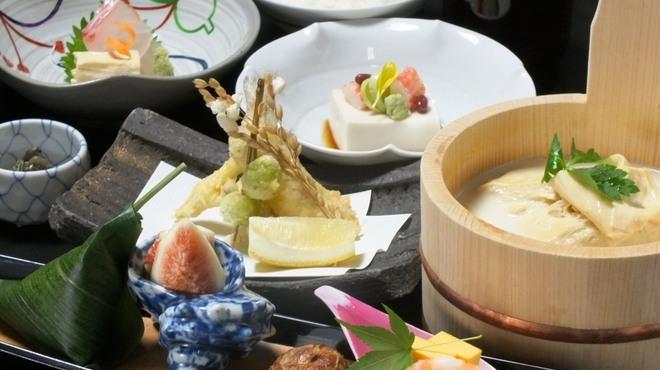 松山閣 松山 - 料理写真:5月~610周年記念懐石