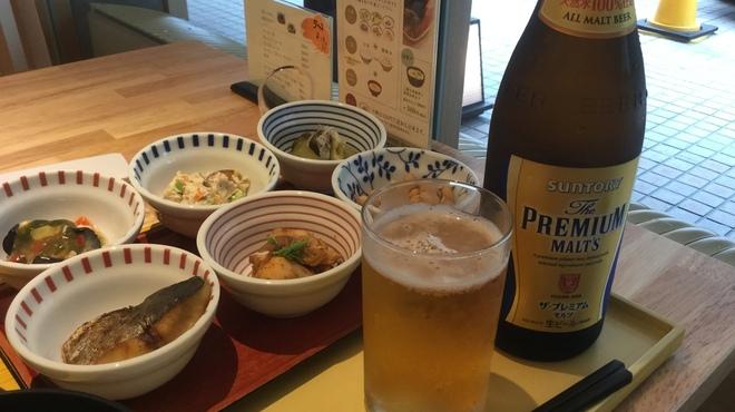 京菜味のむら - 料理写真:ちょい呑みセット