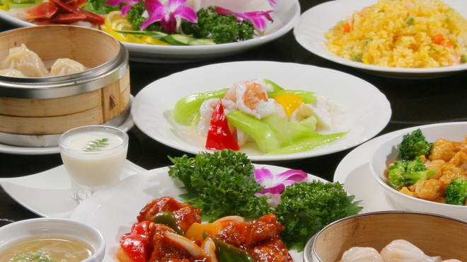 香港楼 - 料理写真:ご予算に合わせて、各宴会コースをご用意させて頂きます♪