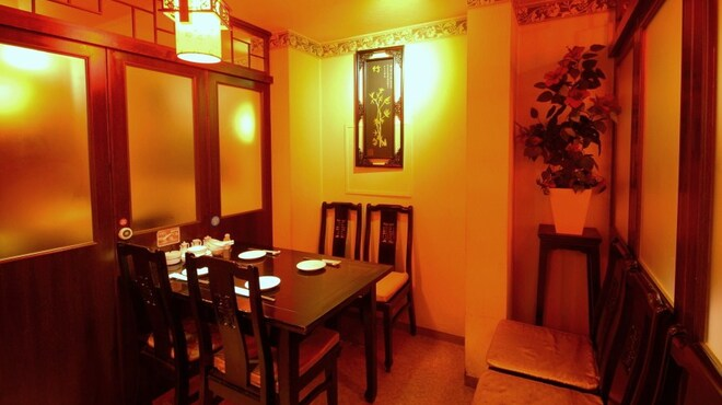 香港楼 - 内観写真:個室 家族