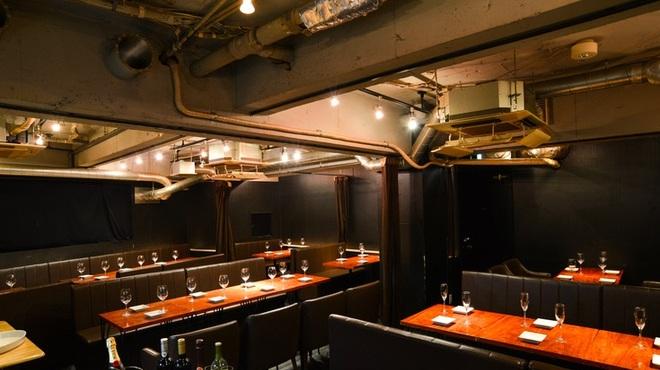渋谷個室イタリアンダイニング アジト リュクス - メイン写真: