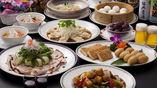 湖陽樹 - 料理写真: