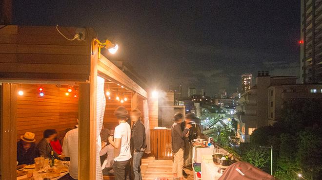 GLAMS BBQ Lounge - メイン写真: