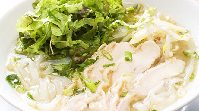 Ha Lang Son - 料理写真:フォーガー<鶏肉と野菜の米粉スープうどん>
