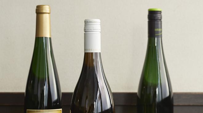 リースリング - ドリンク写真:個性あふれるドイツの白ワインです