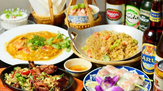 ベトナム酒場 ビアホイ - 料理写真: