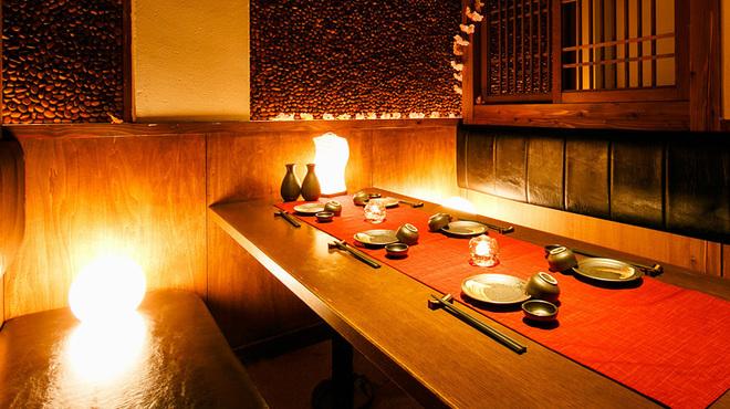 日本酒と個室居酒屋 まぐろ奉行とかに代官 - メイン写真: