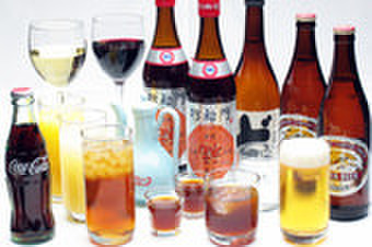 招福門 - ドリンク写真:ご宴会には飲み放題プランもご用意しております